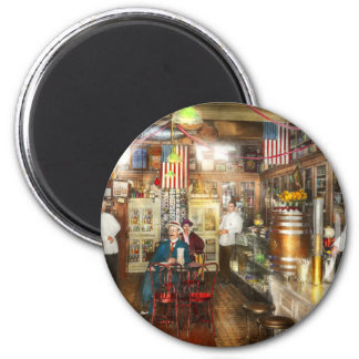 Pharmacy - Collins Pharmacy 1915 2 Inch Round Magnet