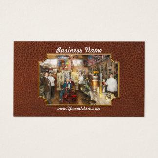 Pharmacy - Collins Pharmacy 1915 Business Card