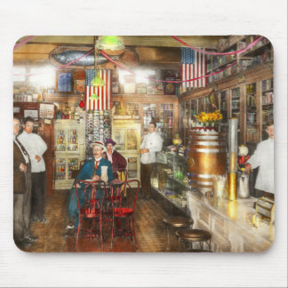 Pharmacy - Collins Pharmacy 1915 Mouse Pad