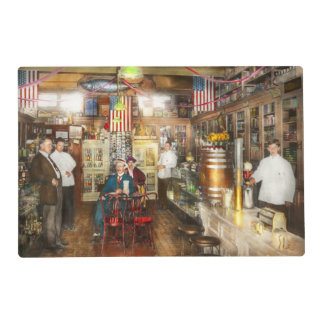 Pharmacy - Collins Pharmacy 1915 Placemat