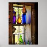 Pharmacy - Colorful glassware Print