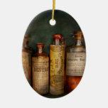 Pharmacy - Daily Remedies Christmas Tree Ornament