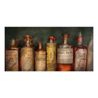 Pharmacy - Daily Remedies Photo Card
