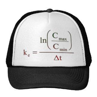 Pharmacy Equations - Elimination Trucker Hat