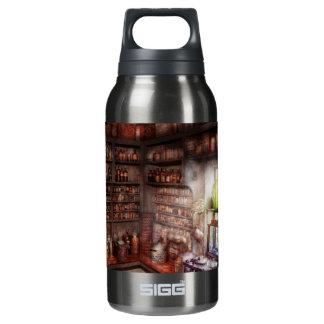 Pharmacy - Equipment - Merlin's Study Insulated Water Bottle