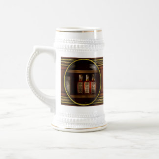 Pharmacy - For all your lubrication needs Beer Stein