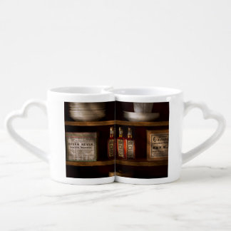 Pharmacy - For all your lubrication needs Couples Coffee Mug