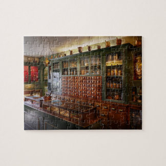 Pharmacy - I'll be out in a minute Jigsaw Puzzle