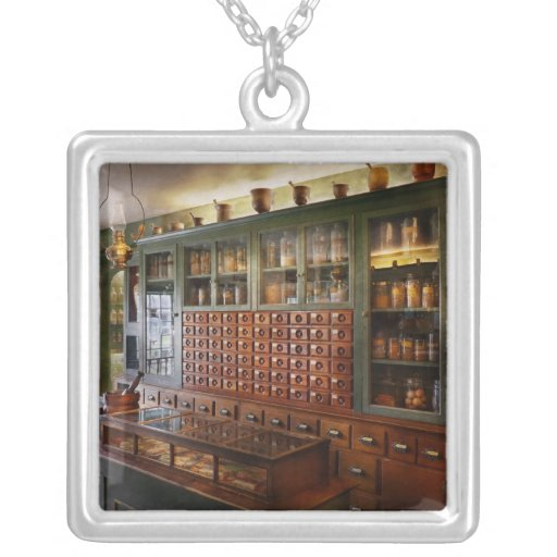 Pharmacy - I'll be out in a minute Custom Jewelry
