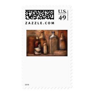 Pharmacy - Indigestion Remedies Postage Stamp