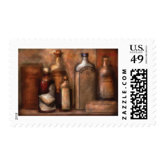 Pharmacy - Indigestion Remedies Stamps