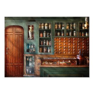 Pharmacy - Medicine - Pharmaceutical remedies Custom Announcement