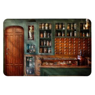 Pharmacy - Medicine - Pharmaceutical remedies Magnet