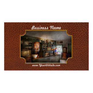 Pharmacy - Morning Preparations Double-Sided Standard Business Cards (Pack Of 100)