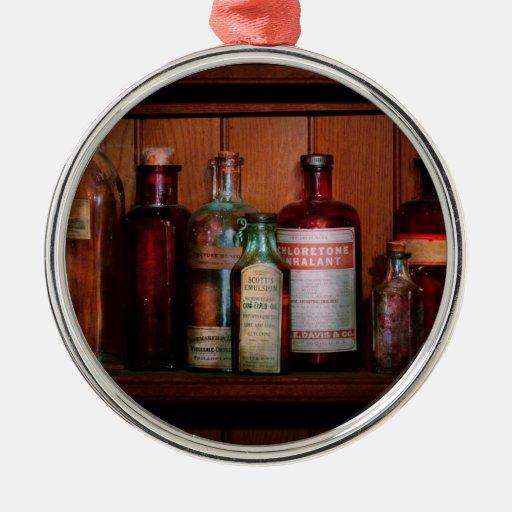 Pharmacy -  Oils and Inhalants Ornament