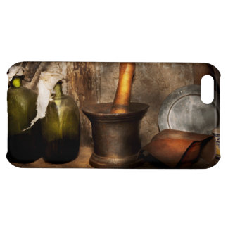Pharmacy - Pestle - Home remedies Case For iPhone 5C