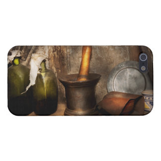 Pharmacy - Pestle - Home remedies Cover For iPhone SE/5/5s