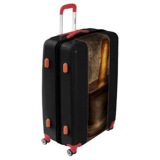 Pharmacy - Pestle - Home remedies Luggage