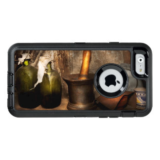 Pharmacy - Pestle - Home remedies OtterBox Defender iPhone Case