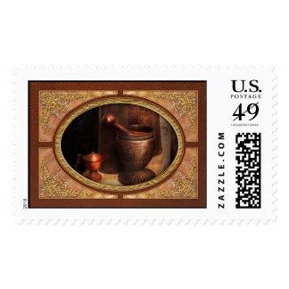 Pharmacy - Pestle - Luxury Tools Stamp