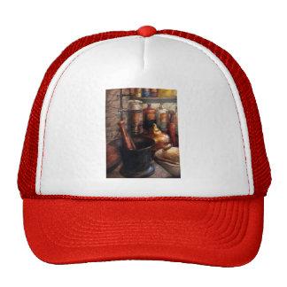 Pharmacy - Pestle - Pharmacology Trucker Hat
