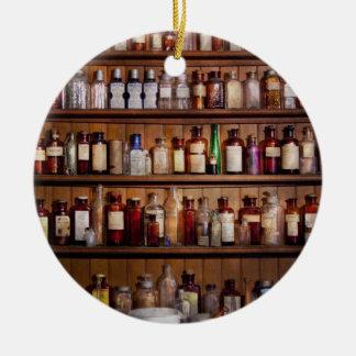 Pharmacy - Pharma-palooza  Ceramic Ornament