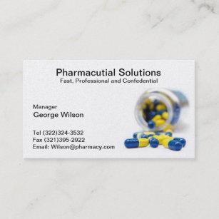 Pharmacy business cards zazzle pharmacy pharmacist business card colourmoves