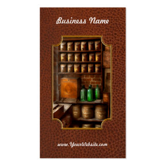 Pharmacy - Pharmacuetical magic Business Cards