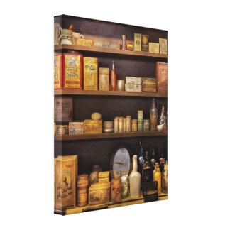Pharmacy - Quick, I need a miracle cure Canvas Print