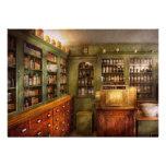 Pharmacy - Room - The dispensary Custom Invite