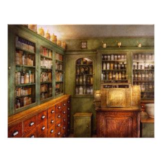 Pharmacy - Room - The dispensary Flyer