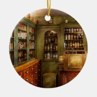Pharmacy - Room - The dispensary Christmas Ornaments