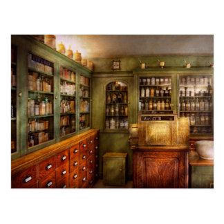 Pharmacy - Room - The dispensary Post Cards