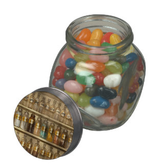 Pharmacy - Shop furniture Glass Jars