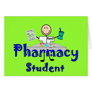 Pharmacy Student Gifts Card