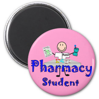 Pharmacy Student Gifts Refrigerator Magnets