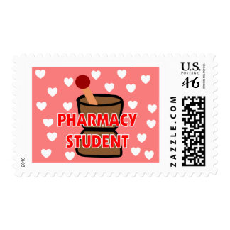 PHARMACY STUDENT Gifts Postage Stamps