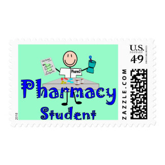 Pharmacy Student Gifts Postage Stamp