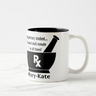 Pharmacy Student Mug - Personalized