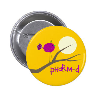 Pharmacy Student PharmD Gifts 2 Inch Round Button