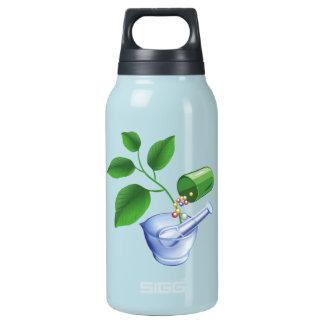 Pharmacy Symbols Insulated Water Bottle