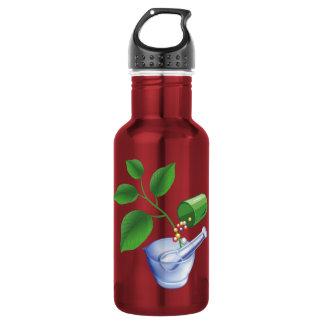 Pharmacy Symbols Water Bottle
