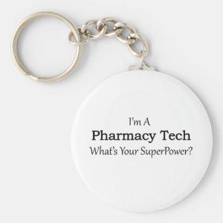 Pharmacy Tech Keychain
