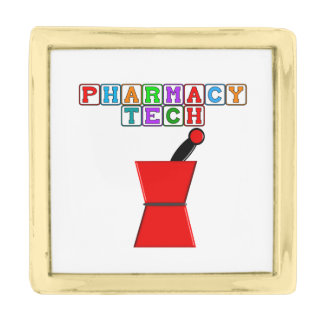 Pharmacy Tech Lapel Pin II