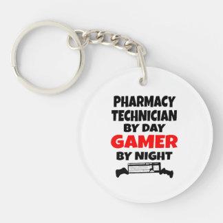 Pharmacy Technician Gamer Keychain