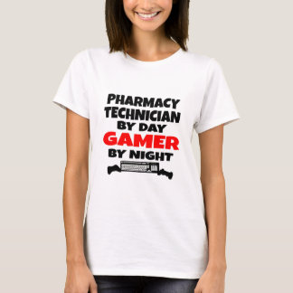 Pharmacy Technician Gamer T-Shirt