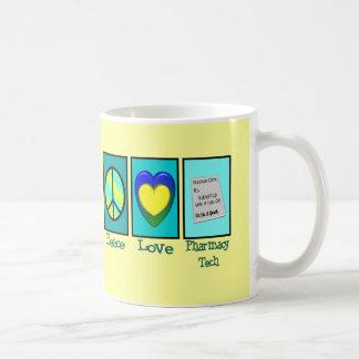 Pharmacy Technician Gifts Classic White Coffee Mug