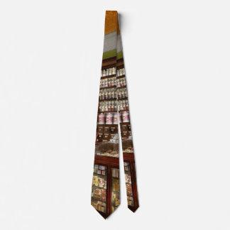 Pharmacy - The chemist shop of Mr Jones 1907 Neck Tie