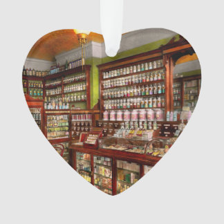 Pharmacy - The chemist shop of Mr Jones 1907 Ornament
