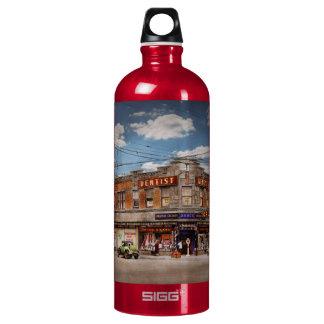 Pharmacy - The corner drugstore 1910 Aluminum Water Bottle